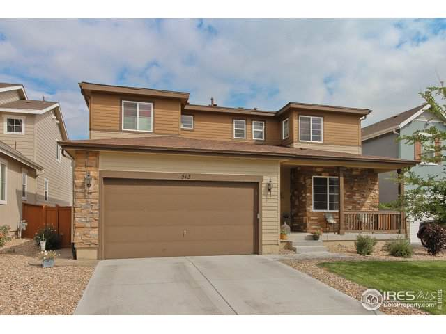 513 W 172nd Pl, Broomfield, CO 80023 (MLS #894574) :: Colorado Home Finder Realty