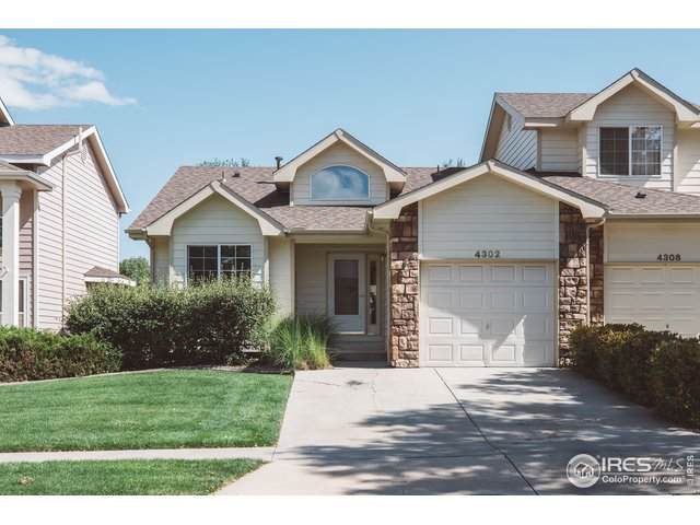 4302 Gemstone Ln, Fort Collins, CO 80525 (MLS #894591) :: Colorado Home Finder Realty