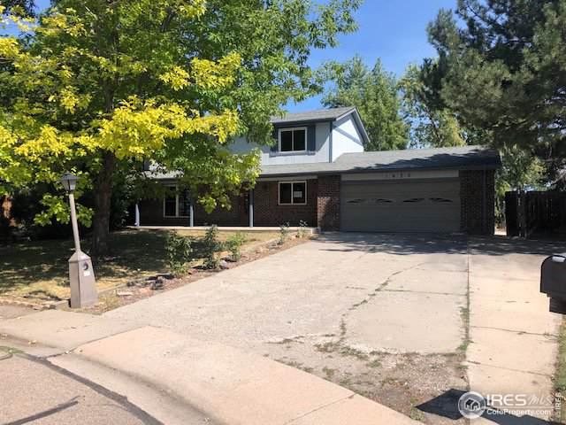 1622 Amherst Dr, Longmont, CO 80503 (MLS #894592) :: 8z Real Estate