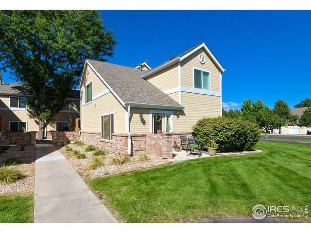 1021 Rolland Moore Dr 5C, Fort Collins, CO 80526 (MLS #894604) :: 8z Real Estate