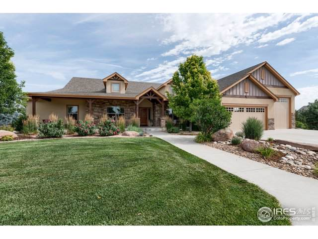 8752 Longs Peak Cir, Windsor, CO 80550 (MLS #894614) :: Tracy's Team