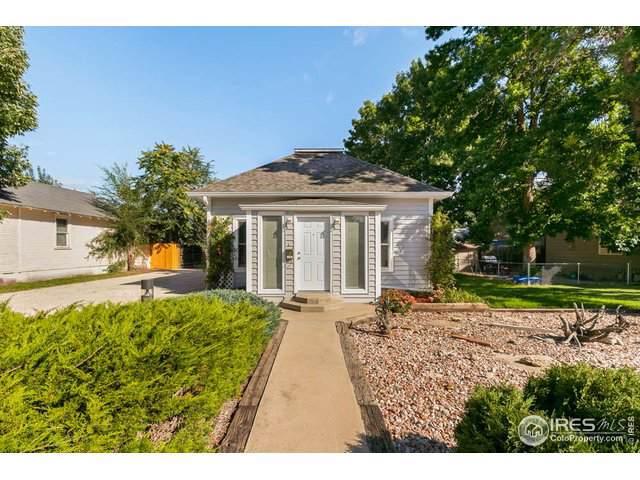 1147 E 3rd St, Loveland, CO 80537 (MLS #894616) :: Kittle Real Estate