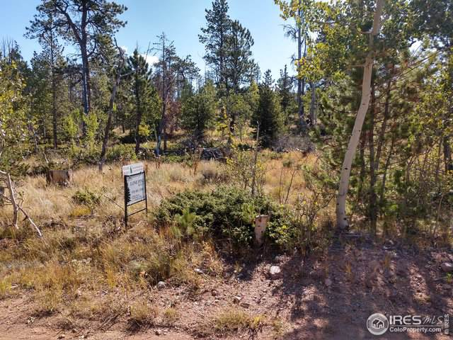 154 Kanawha Ct, Red Feather Lakes, CO 80545 (MLS #894629) :: Kittle Real Estate