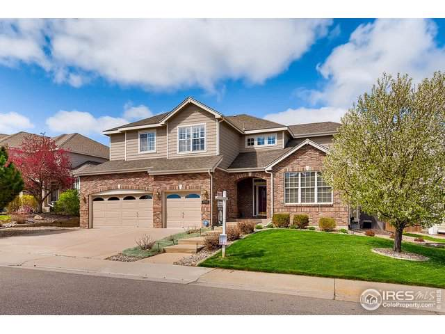 10265 Carriage Club Dr, Lone Tree, CO 80124 (MLS #894630) :: 8z Real Estate