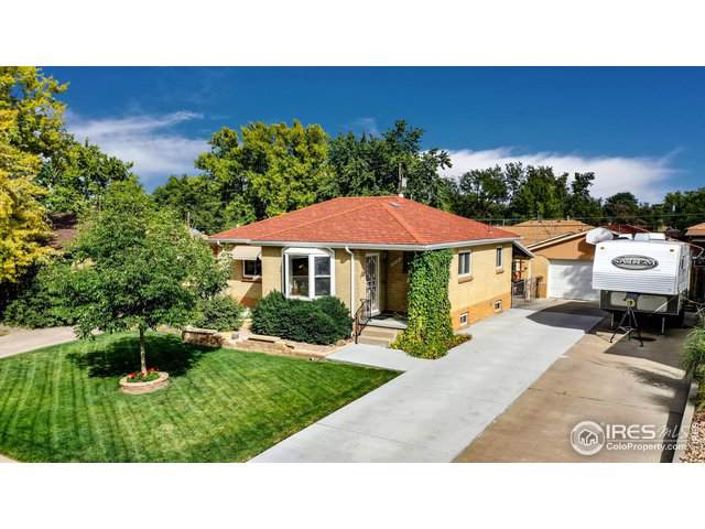 2530 S Wolff St, Denver, CO 80219 (MLS #894631) :: Colorado Home Finder Realty