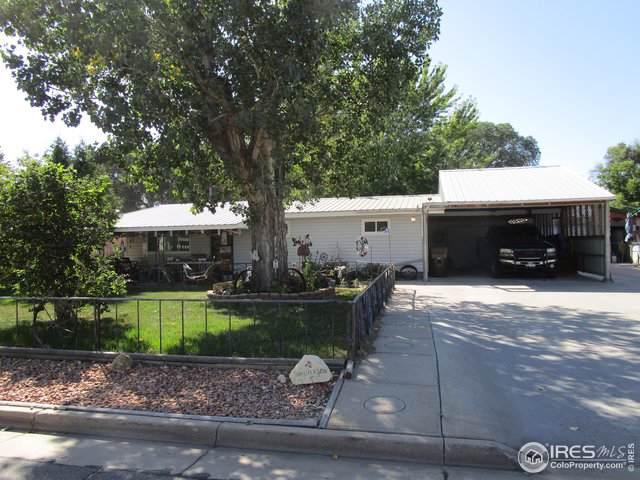 127 Spruce St, Log Lane Village, CO 80705 (MLS #894634) :: Kittle Real Estate
