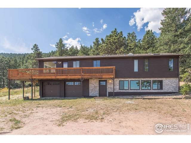 500 Chute Rd, Golden, CO 80403 (MLS #894649) :: J2 Real Estate Group at Remax Alliance