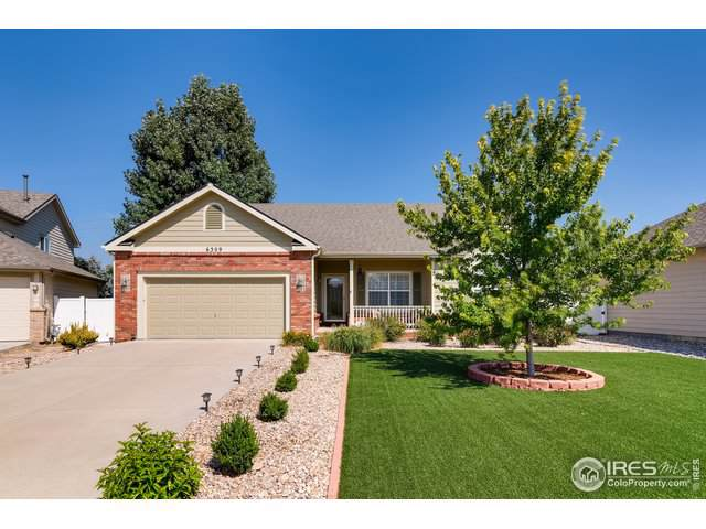 6309 W 4th St Rd, Greeley, CO 80634 (MLS #894650) :: Kittle Real Estate
