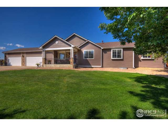 3801 County Road 12, Erie, CO 80516 (MLS #894653) :: Kittle Real Estate