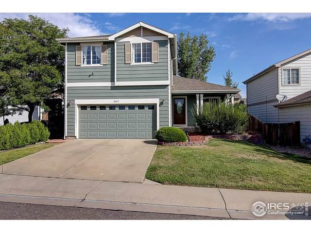 2667 E 110th Ct, Northglenn, CO 80233 (#894659) :: The Dixon Group