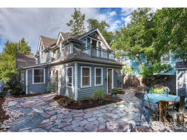 504 Maxwell Ave, Boulder, CO 80304 (MLS #894665) :: The Bernardi Group