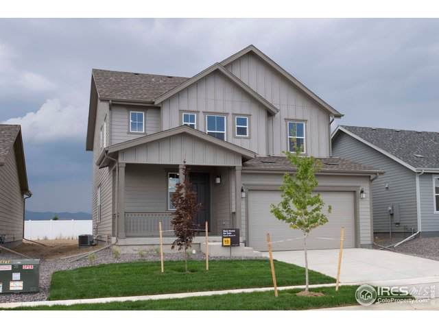 2331 Barela Dr, Berthoud, CO 80513 (MLS #894666) :: Tracy's Team