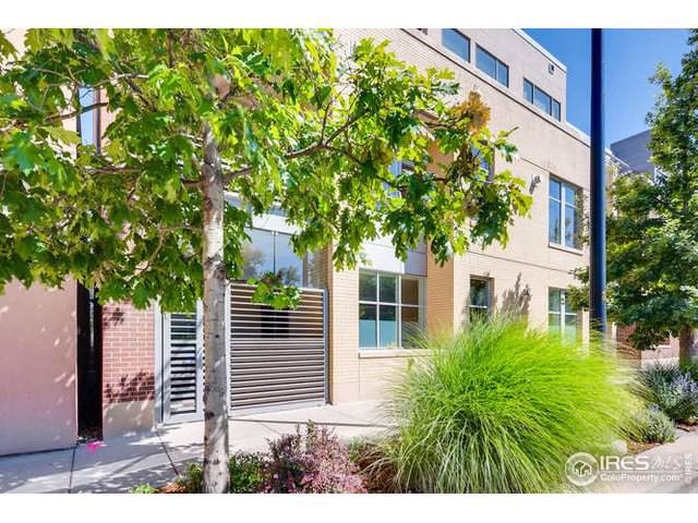 1655 Walnut St #103, Boulder, CO 80302 (MLS #894678) :: The Bernardi Group