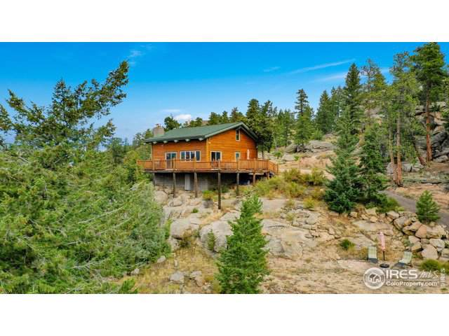 301 Pine Tree Dr, Estes Park, CO 80517 (MLS #894693) :: Colorado Home Finder Realty