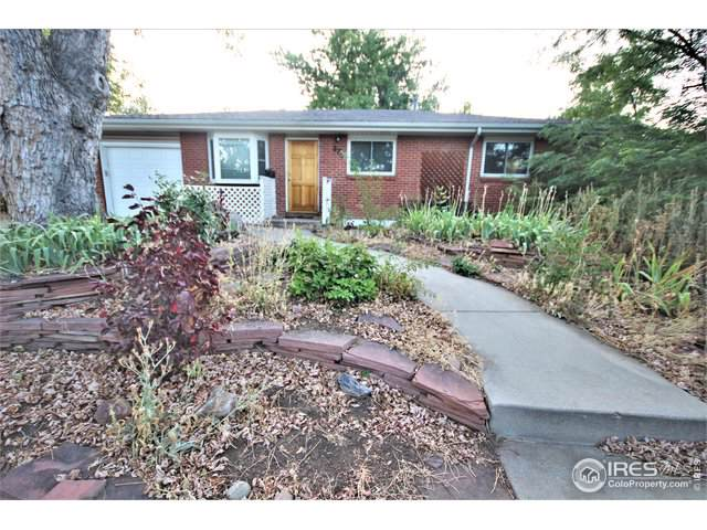 375 S 41st St, Boulder, CO 80305 (MLS #894697) :: 8z Real Estate