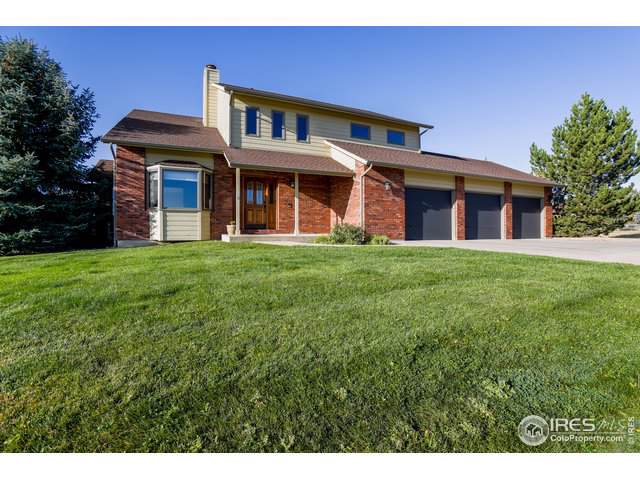 9268 Gunbarrel Ridge Rd, Boulder, CO 80301 (MLS #894700) :: Colorado Home Finder Realty