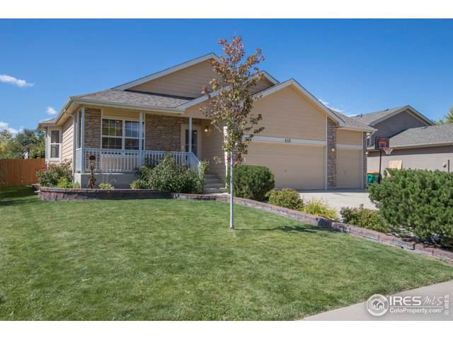 418 Moss Rock Way, Johnstown, CO 80534 (MLS #894701) :: Tracy's Team