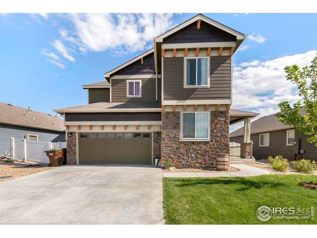 5817 Clarence Dr, Windsor, CO 80550 (MLS #894706) :: Tracy's Team