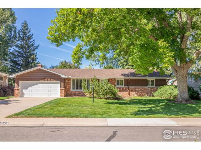 1913 Navajo Dr, Fort Collins, CO 80525 (MLS #894713) :: J2 Real Estate Group at Remax Alliance