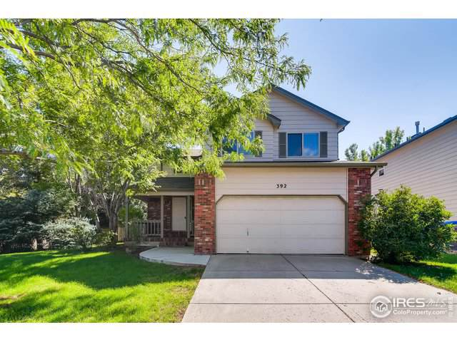 392 E 41st Ct, Loveland, CO 80538 (MLS #894717) :: Colorado Home Finder Realty