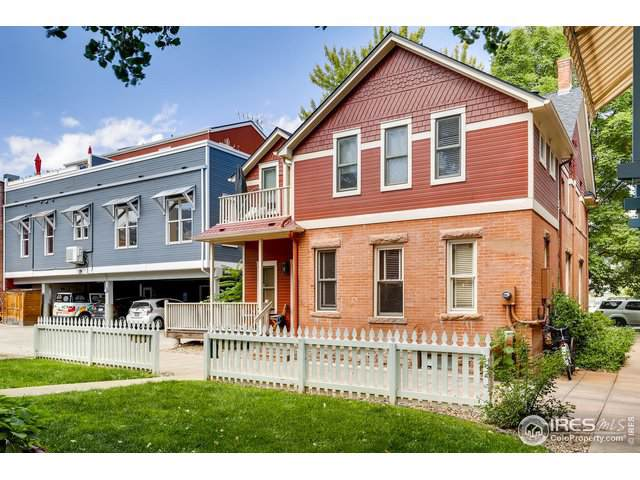 1918 Pearl St #202, Boulder, CO 80302 (MLS #894720) :: Colorado Home Finder Realty
