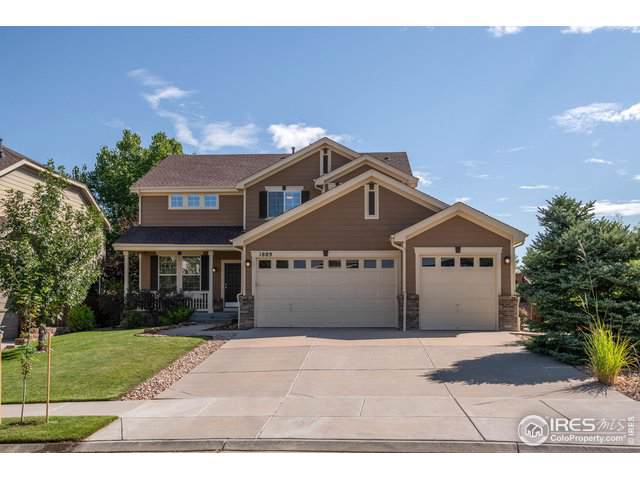 1889 Lodgepole Dr, Erie, CO 80516 (MLS #894721) :: 8z Real Estate