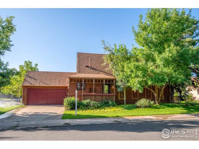 694 Mead Ct, Louisville, CO 80027 (MLS #894725) :: Colorado Home Finder Realty
