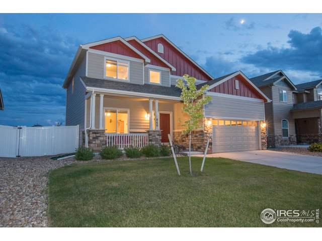 860 Shirttail Peak Dr, Windsor, CO 80550 (MLS #894728) :: Tracy's Team