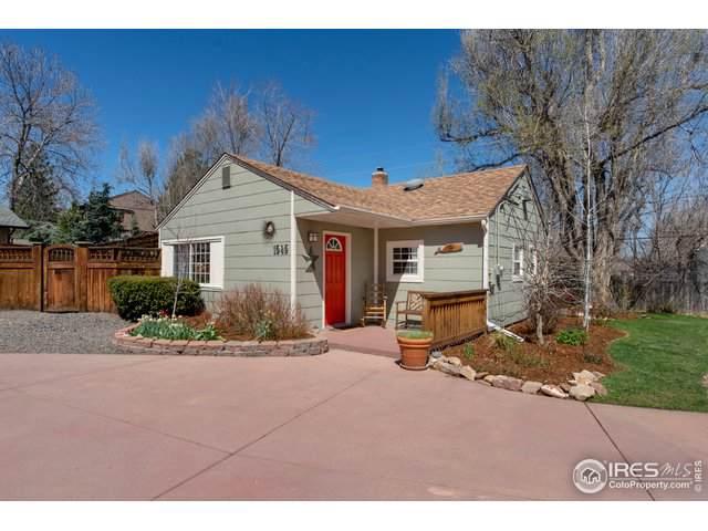 1545 Norwood Ave, Boulder, CO 80304 (MLS #894730) :: Colorado Home Finder Realty
