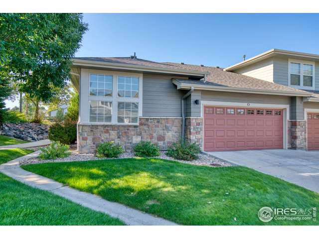 5600 W 3rd St O, Greeley, CO 80634 (MLS #894738) :: Colorado Home Finder Realty