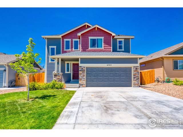 6707 6th St, Frederick, CO 80530 (MLS #894739) :: Tracy's Team