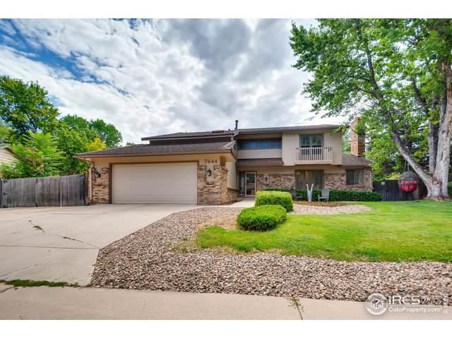 7444 W Laurel Ave, Littleton, CO 80128 (MLS #894749) :: Colorado Home Finder Realty