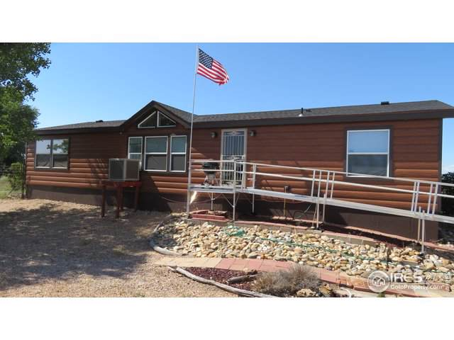 42130 Us Highway 34, Orchard, CO 80649 (MLS #894750) :: Tracy's Team