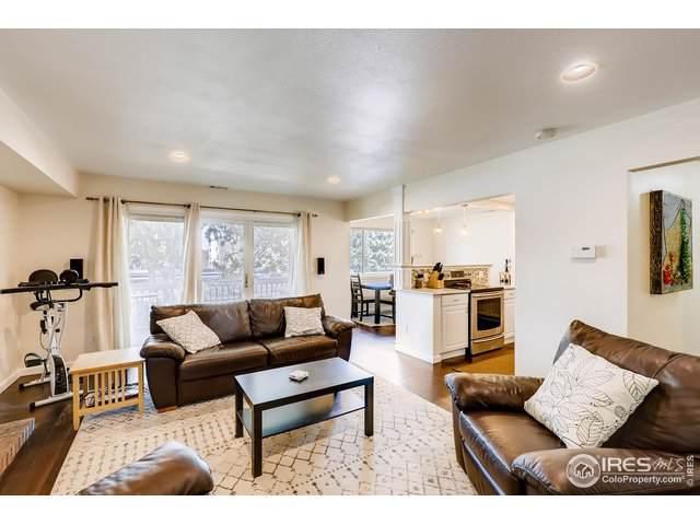 600 Manhattan Dr #C6, Boulder, CO 80303 (MLS #894752) :: Kittle Real Estate
