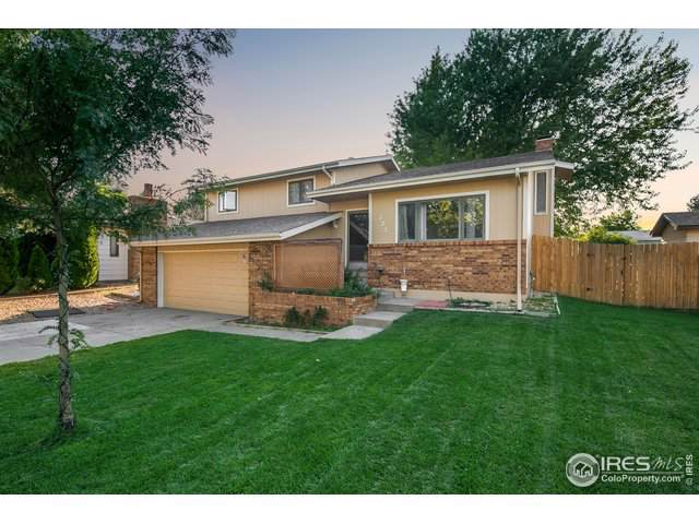 323 44th Ave, Greeley, CO 80634 (#894755) :: The Peak Properties Group