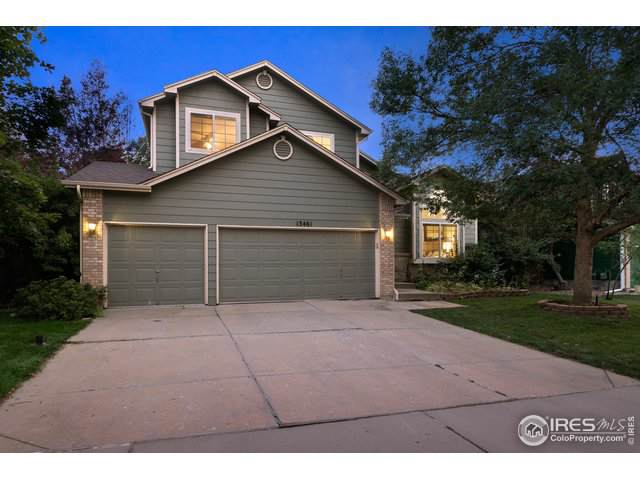 13461 Echo Dr, Broomfield, CO 80020 (MLS #894765) :: 8z Real Estate
