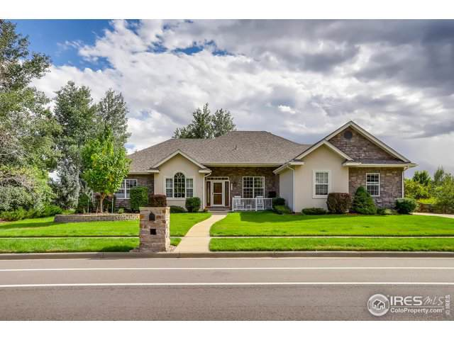 1919 Creekside Dr, Longmont, CO 80504 (MLS #894773) :: Colorado Home Finder Realty