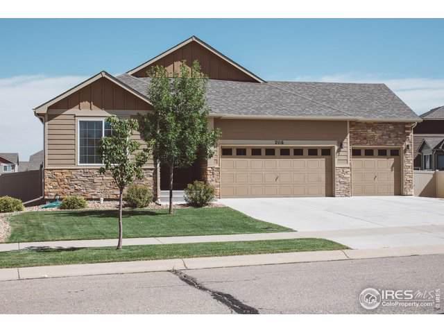 2116 Talon Pkwy, Greeley, CO 80634 (MLS #894777) :: Colorado Home Finder Realty