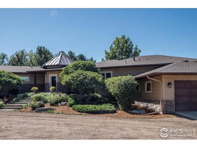 4245 N 119th St, Lafayette, CO 80026 (#894780) :: The Peak Properties Group