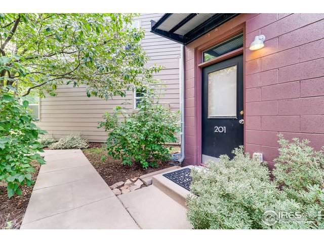 4725 16th St #201, Boulder, CO 80304 (#894788) :: The Dixon Group