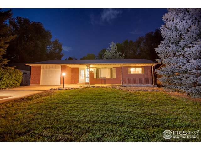 2432 Crabtree Dr, Fort Collins, CO 80521 (MLS #894789) :: Colorado Home Finder Realty