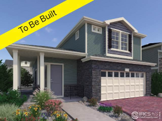 3607 Valleywood Ct, Johnstown, CO 80534 (MLS #894794) :: Keller Williams Realty