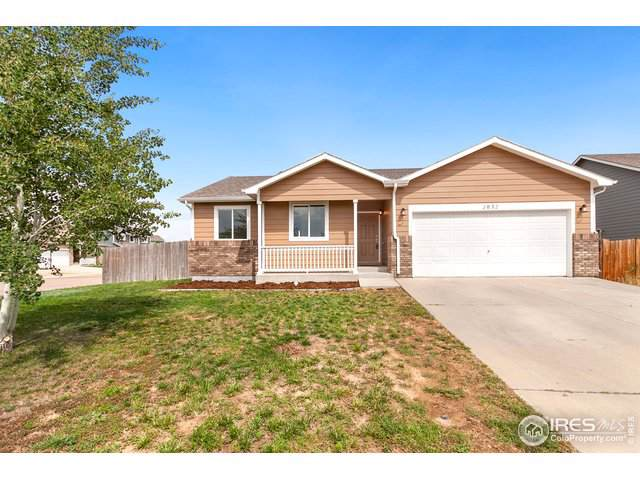 2832 Apple Ave, Greeley, CO 80631 (MLS #894802) :: Colorado Home Finder Realty