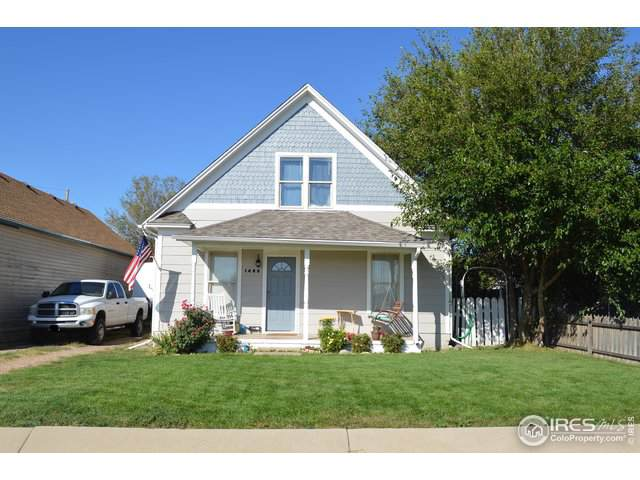 1425 6th Ave, Greeley, CO 80631 (#894805) :: The Dixon Group