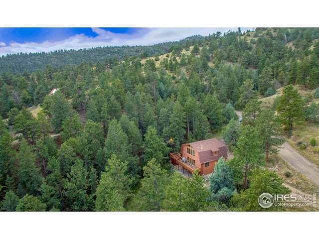 550 Miller Fork Rd, Glen Haven, CO 80532 (MLS #894821) :: Colorado Home Finder Realty