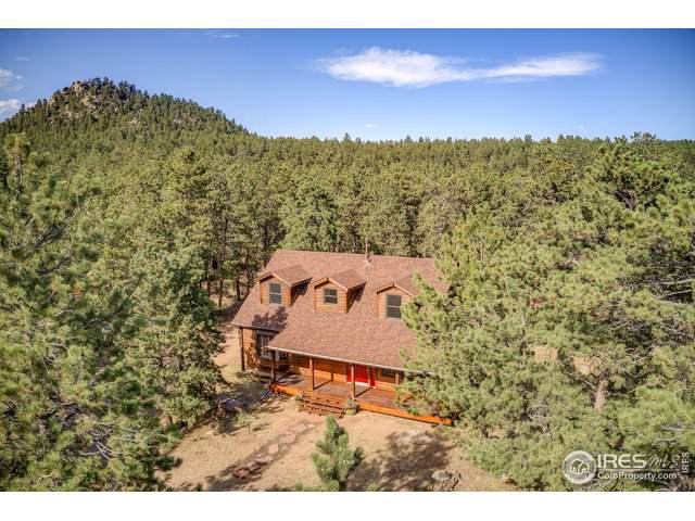 220 Spruce Dr, Lyons, CO 80540 (#894825) :: The Dixon Group