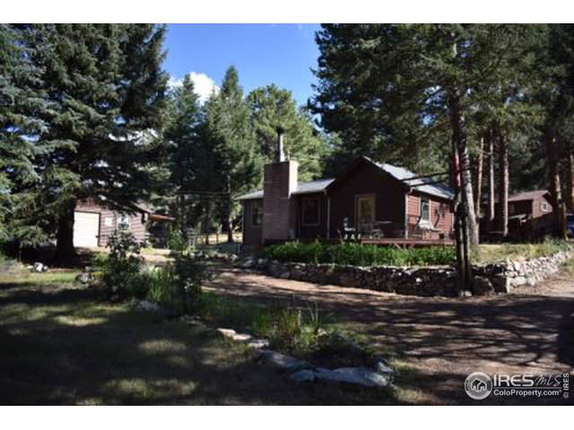14 U Bar U Ln, Bellvue, CO 80512 (MLS #894828) :: Colorado Home Finder Realty