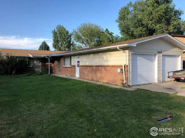 1405 E 16th St, Loveland, CO 80538 (MLS #894838) :: Colorado Home Finder Realty