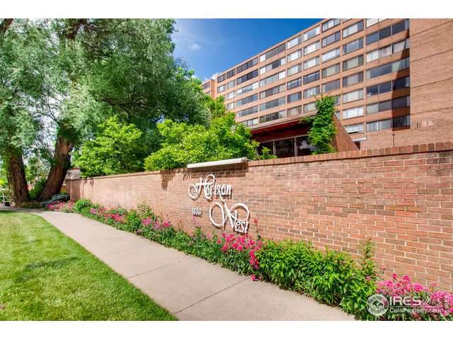 1850 Folsom St #711, Boulder, CO 80302 (MLS #894842) :: J2 Real Estate Group at Remax Alliance