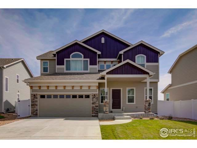 2460 Nicholson St, Berthoud, CO 80513 (MLS #894849) :: Keller Williams Realty